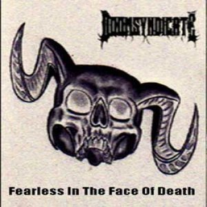 Doom Syndicate - Fearless in the Face of Death cover art