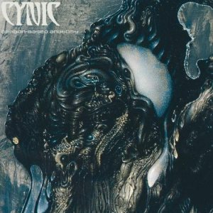 Cynic - Carbon-Based Anatomy cover art