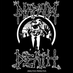 Napalm Death - Analysis Paralysis cover art