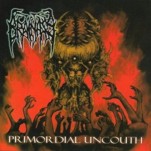Brain Ass - Primordial Uncouth cover art