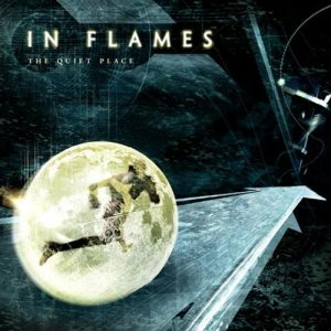 In Flames - The Quiet Place cover art