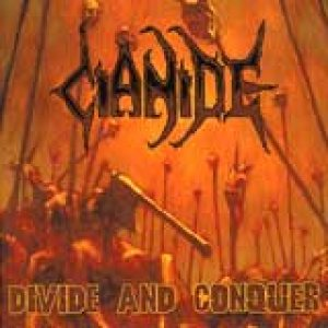 Cianide - Divide and Conquer cover art
