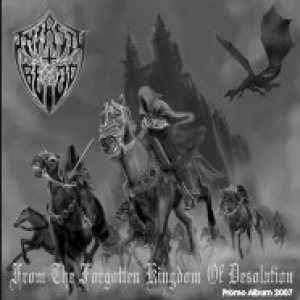 Thirsty Blood - From the Forgotten Kingdom of Desolation cover art