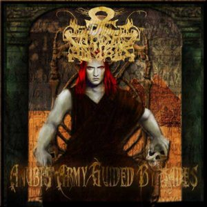 Arsh Anubis - Anubis' Army Guided by Hades cover art