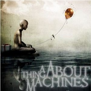 A Thing About Machines - A Nightmare in 4D cover art