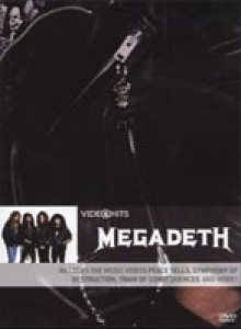 Megadeth - Video Hits cover art