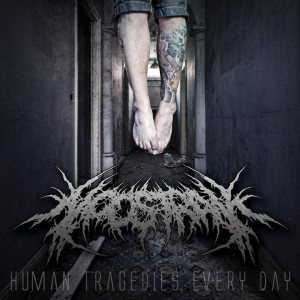 Noostrak - Human Tragedies Every Day cover art