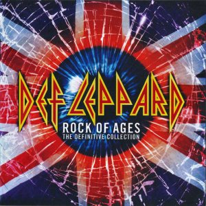 Def Leppard - Rock of Ages - the Definitive Collection cover art