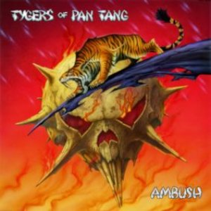 Tygers Of Pan Tang - Ambush cover art