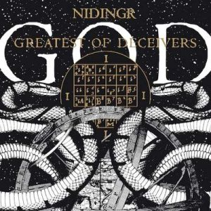 Nidingr - Greatest of Deceivers cover art