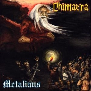 Chimaera - Metalians cover art
