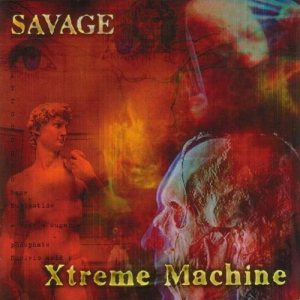 Savage - Xtreme Machine cover art