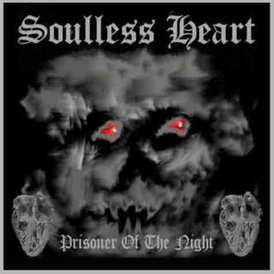 Soulless Heart - Prisoner of the Night cover art