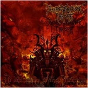 Exsanguination Throne - At the Inside of the Darkness cover art