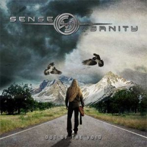 Sense vs Sanity - Out of the Void cover art