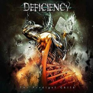 Deficiency - The Prodigal Child cover art