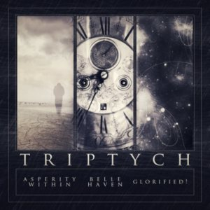 Glorified! - Triptych cover art