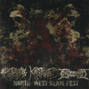 Ingested - North-West Slam Fest cover art