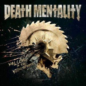 Death Mentality - Welcome in the Killingsphere cover art