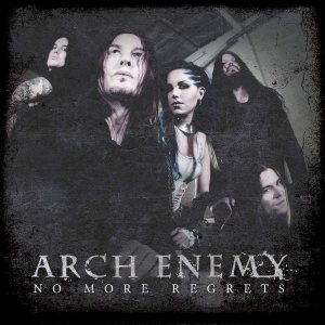 Arch Enemy - No More Regrets cover art