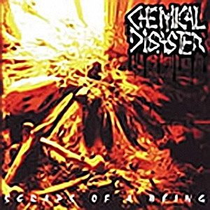 Chemical Disaster - Scraps of a Being cover art