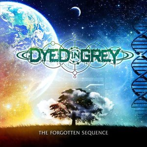 Dyed In Grey - The Forgotten Sequence cover art