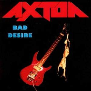 Axton - Bad Desire cover art