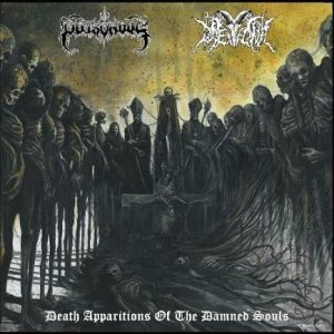Poisonous - Death Apparitions of the Damned Souls cover art