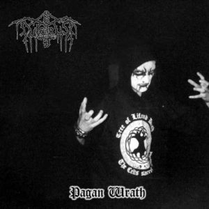 Uterus - Pagan Wrath cover art