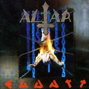 Altar - Ego Art cover art
