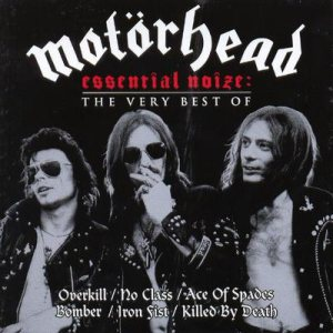 Motorhead - Essential Noize: the Very Best Of cover art