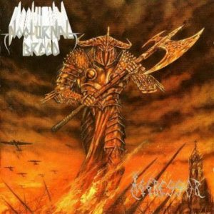 Nocturnal Breed - Aggressor cover art