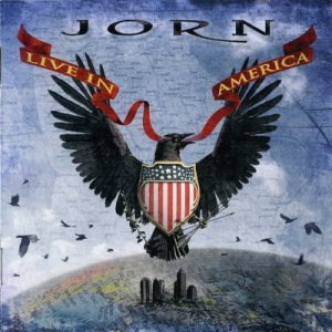 Jorn - Live in America cover art