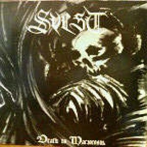 Svest - Death to Macrocosm cover art