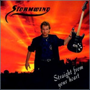 Stormwind - Straight From Your Heart cover art