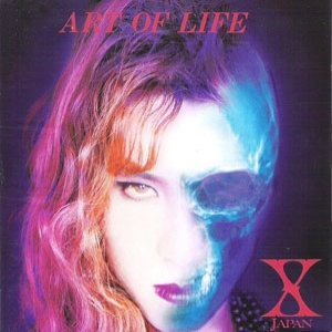 X Japan - Art of Life cover art