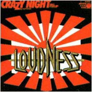 Loudness - Crazy Night cover art