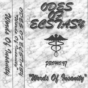 Odes of Ecstasy - Words of Insanity cover art