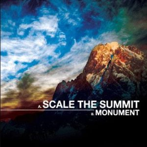 Scale the Summit - Monument cover art