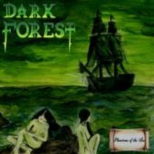 Dark Forest - Phantoms of the Sea cover art