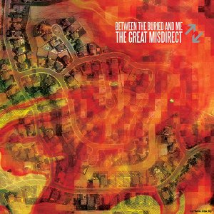 Between the Buried and Me - The Great Misdirect cover art