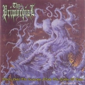 Thy Primordial - Where Only the Seasons Mark the Paths of Time cover art