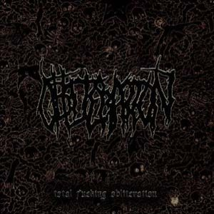 Obliteration - Total Fucking Obliteration cover art