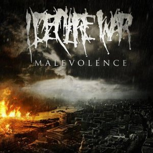 I Declare War - Malevolence cover art