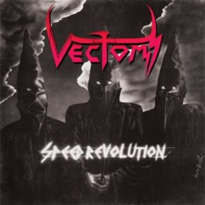Vectom - Speed Revolution cover art