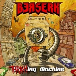 Berserk - Thrashing Machine cover art