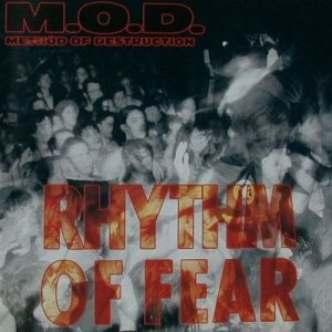 Method of Destruction - Rhythm of Fear cover art