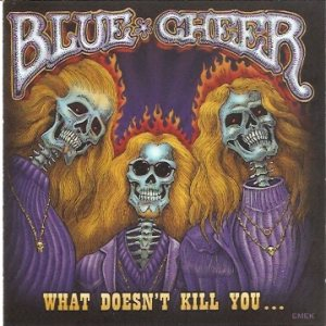 Blue Cheer - What Doesn't Kill You... cover art