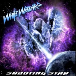 White Wizzard - Shooting Star cover art