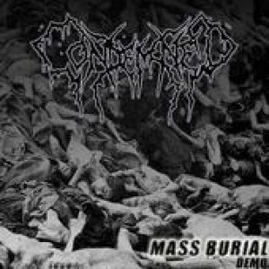 Condemned - Mass Burial cover art